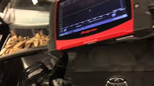 toyota a toyota a c compressor speed sensor signal youtube