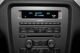 ford mustang audio system 2010 ford mustang price photos reviews features