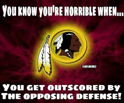 Redskins Meme - nfl memes on twitter washington redskins offense vs kansas city