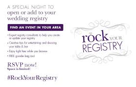 bed bath bridal registry checklist rock your registry rock your registry bed bath beyond