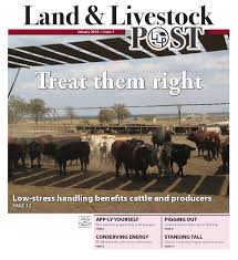 feed or foes livestock can be trained to eat the nuisance plants land and livestock post by the eagle advertising department issuu