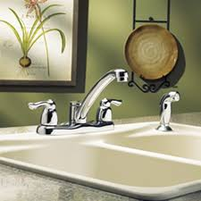 low arc kitchen faucet moen chateau faucets showers