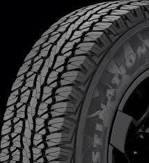Great Customer Choice 33x12 5x17 All Terrain Tires Firestone Destination A T