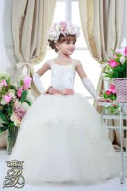 Wedding Dresses For Girls 168 Best First Communion Dresses For Little Princess Images On