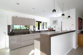 modele cuisine lapeyre plan de interieur maison contemporaine moderne pour modele cuisine