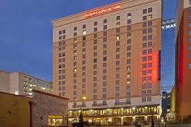 Austin Convention Center Map by Hampton Inn Austin Tx Booking Com
