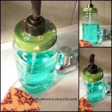 unique soap dispenser the sweet spot diy mason jar soap dispenser