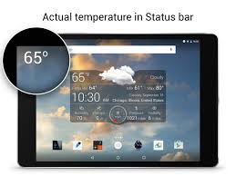 weather live free android apps on google play