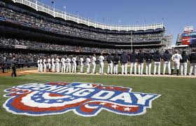 2 minute quiz how many yankee opening day starters can you name