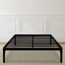 Bed Frame Pictures Granrest 14 Modern Dura Steel Slat Bed Frame Corner Edge