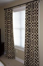 Colorful Patterned Curtains Reserved For Kristen Imperial Trellis Drapery Panels Java And