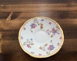 bond china pompadour pompadour plates etsy