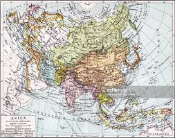 British India Map by German Map Of Europe Russia And Asia Pictures Getty Images