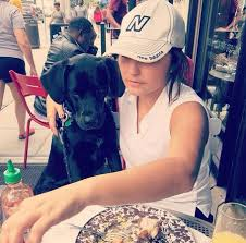 Drafting Table Washington Dc Brunch With My Pup On The Patio Pictured The Scraps Of The