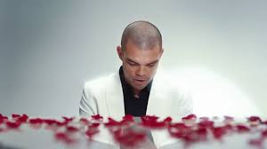 pepe shows his for umbro this s day