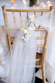 diy wedding chair covers 7 stylish wedding chair covers to try crazyforus