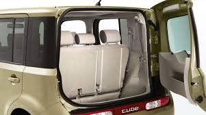 nissan cube interior accessories la 2008 2009 nissan cube officially unveiled the torque report