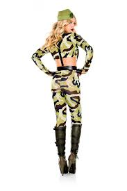 Halloween Army Costumes Commando Soldier Woman Army Costume 55 99 Costume Land