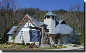 wedding chapels in tennessee creekside wedding chapel gatlinburg tn 865 436 4153 866 436 4153