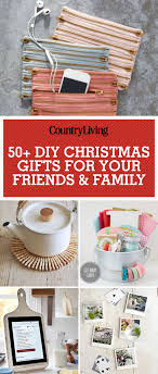 60 diy gifts your friends and family will crafty