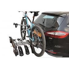 porta bici auto portabici gancio traino peruzzo siena acciaio 3 bici reclinabile