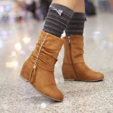 womens boots fashion footwear 2014 fall winter shoe trends tights fall winter