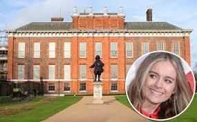 Where Is Kensington Palace Prince Harry Gave Cressida Bonas Her Own Key Card To Kensington