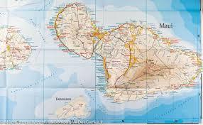 Molokai Map Hawaii Road Map Usa 12 Reise Know How U2013 Mapscompany
