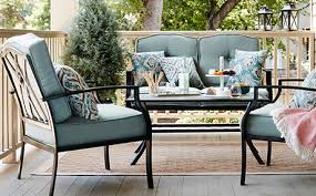 Lowes Patio Chair Lowes Porch Chair Cushions Patio Furniture Conversation Sets