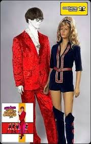 Austin Powers Halloween Costumes Movie Star Costumes Hire Costume Factory Melbourne U0027s
