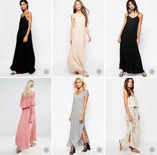 maxi kjoler maxi kjole dueholm