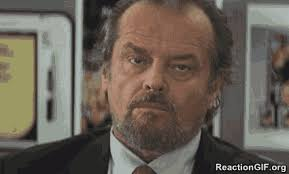 Middle Finger Meme Gif - gif angry finger fu jack nicholson middle finger you suck gif