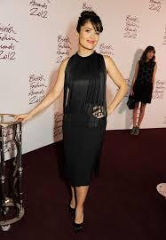 British Fashion Awards 2013 Pictures by Salma Hayek At 2012 British Fashion Awards At The Savoy Hotel In