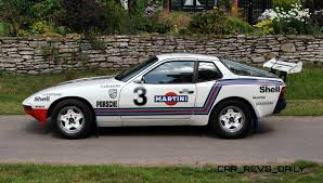 martini racing ferrari pristine porsche 924 martini rally car up for grabs in new uk