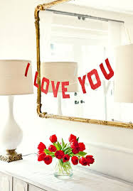 Valentine Wall Decorations Ideas by 25 Modern Valentine U0027s Day Decorating Ideas Freshome