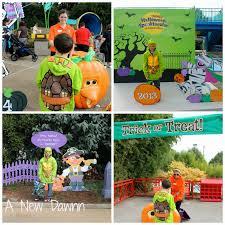 Oscar The Grouch Pumpkin Decorating by Fall Fun At Sesame Place Langhorne Pa A New Dawnn
