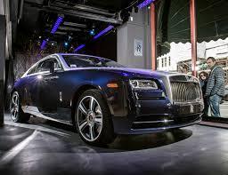 2014 Rolls Royce Wraith Overview Cargurus
