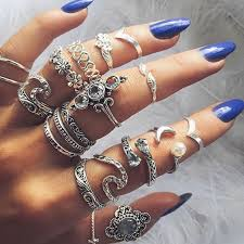 beautiful hand rings images 48 absolutely fantastic boho ring set designs to adorn your jpg