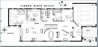 narrow cottage plans narrow block house plans narrow house designs 9 small lot homes