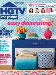 Home Decor Magazines Hgtv Magazine May 2015 Hgtv