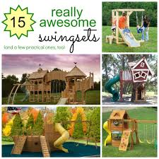 home decor amazing backyard swing sets amazing playsets for