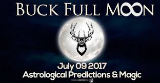 astrological predictions for the buck full moon which occurs on