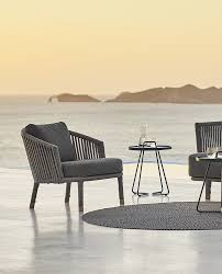 moments cane line club chair couture outdoor