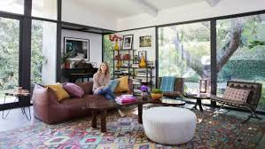 laura dern home tour architectural digest today com
