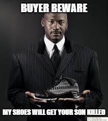 Michael Jordan Shoe Meme - michael jordan imgflip