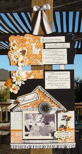 thanksgiving layout tami sanders paper crafter
