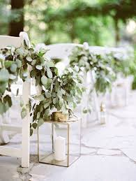 wedding aisle decorations wedding aisle decoration ideas with greenery floral and