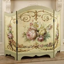 modern decorative fireplace screen for the classic fireplace the