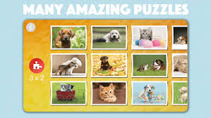 boxer dog jigsaw puzzles cats u0026 dogs jigsaw puzzles for kids u0026 toddlers android apps on