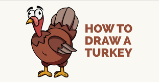 thanksgiving archives easy drawing guides